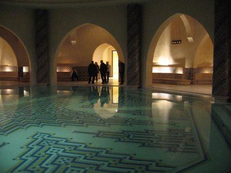 Latartine blog archive la mosqu e for Salle de bain hammam