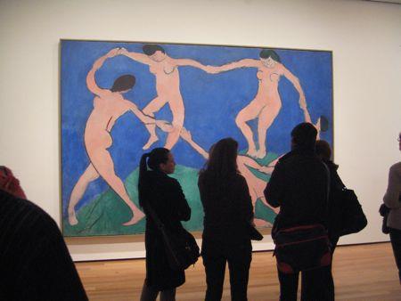 MoMA, La Danse