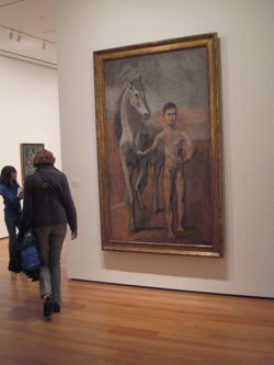 MoMA, Picasso
