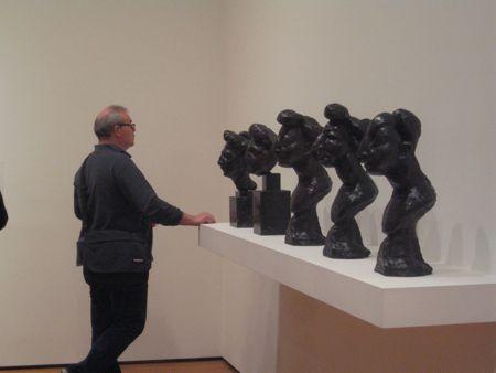 MoMA, les têtes de Jeannette