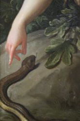 Eve accuse le serpent